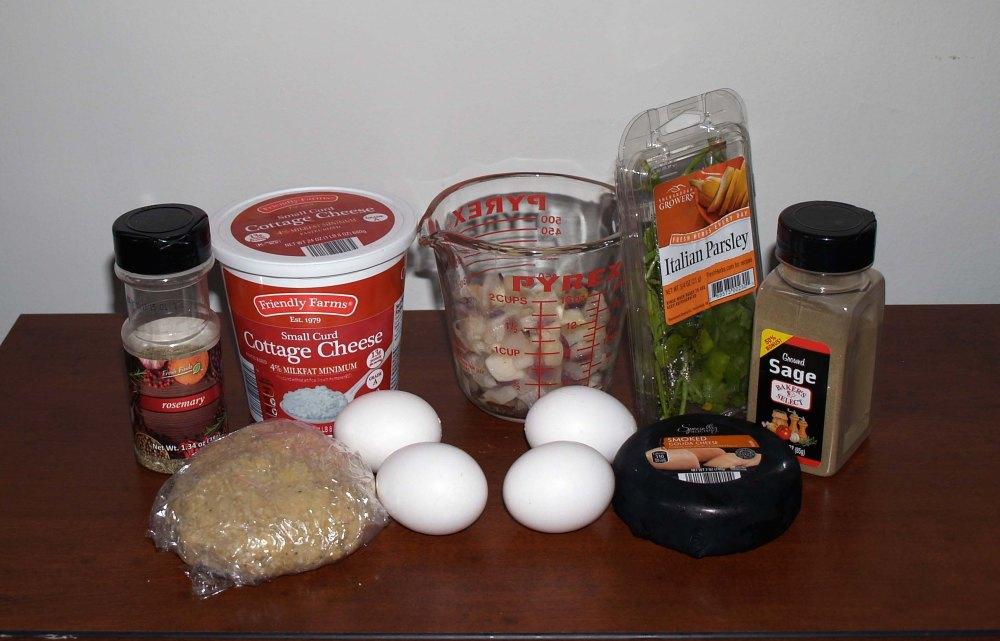 take n' bake quiche ingredients