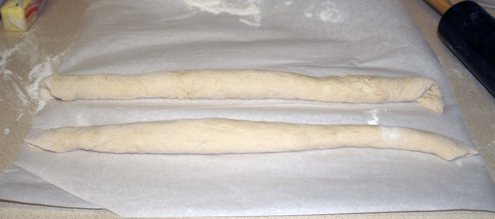 dough ropes
