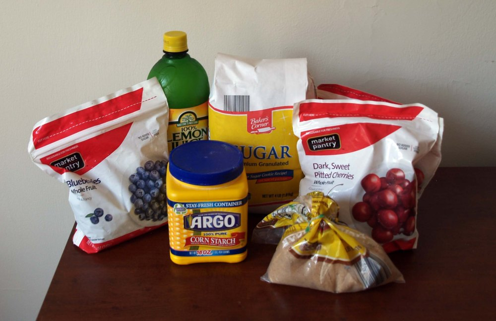 american flag pie ingredients