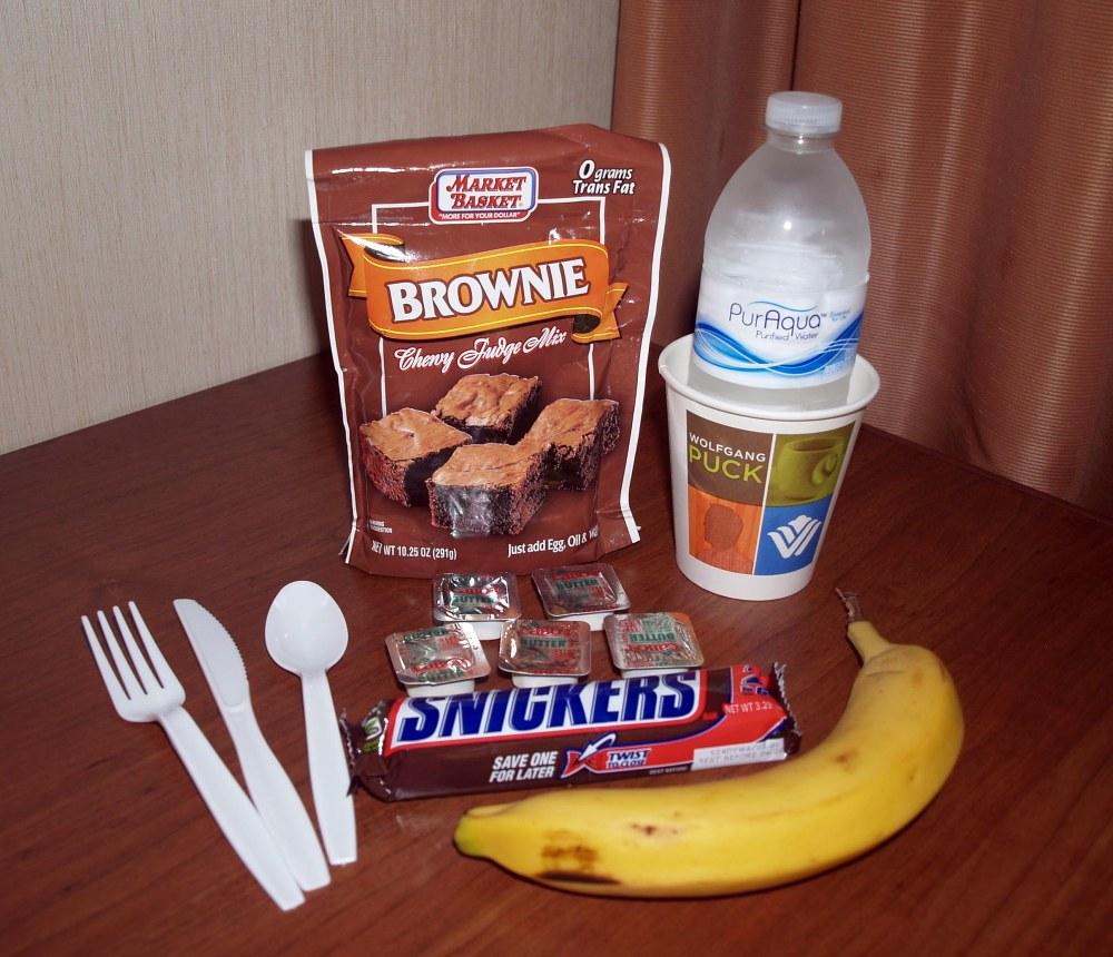 Ingredients- Version 1