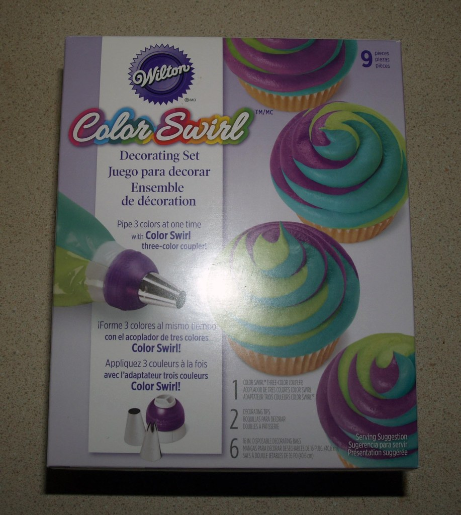 wilton color swirl kit