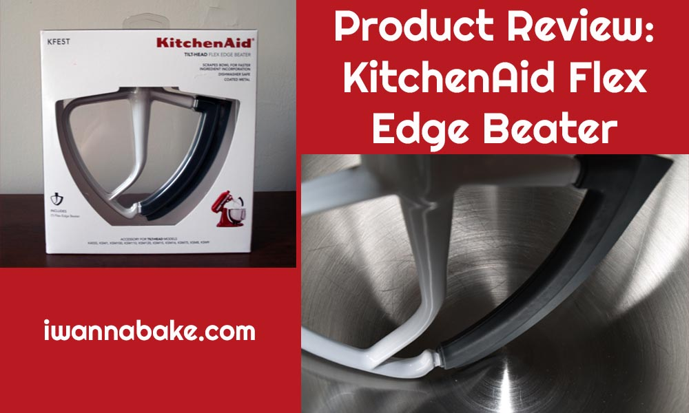 KitchenAid Flex Edge Beater Review