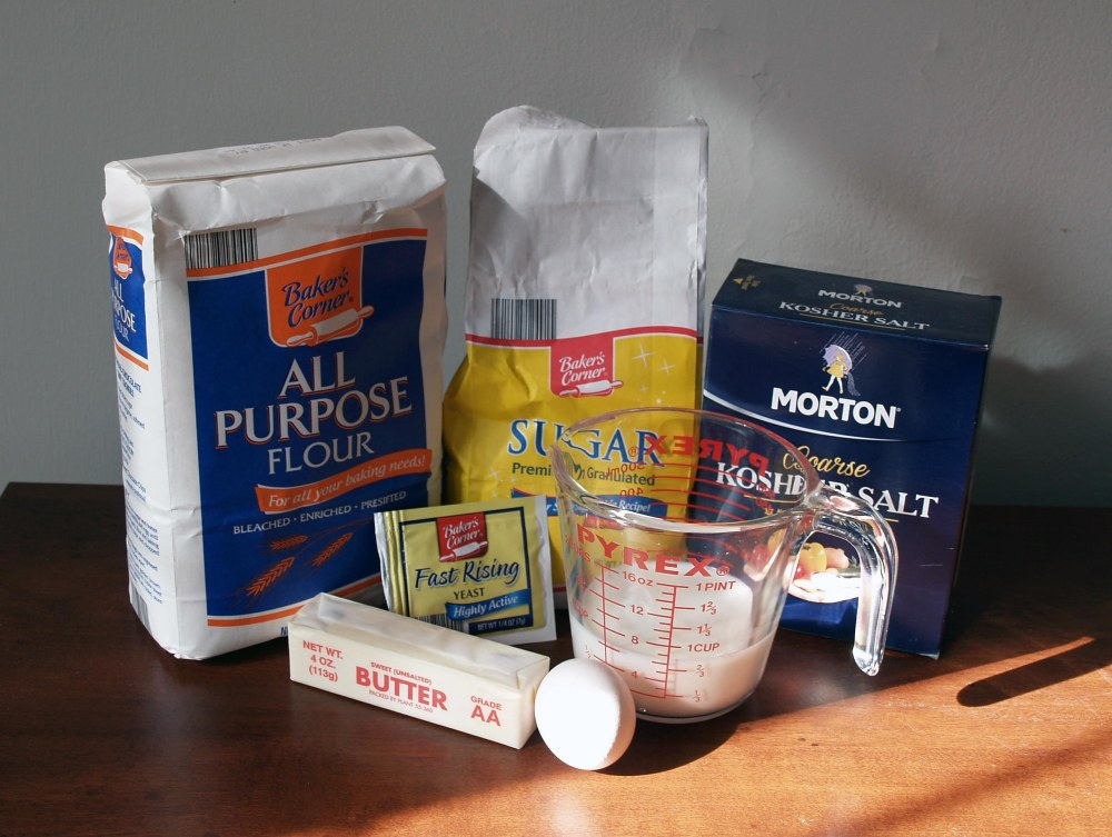 Povitica Dough Ingredients