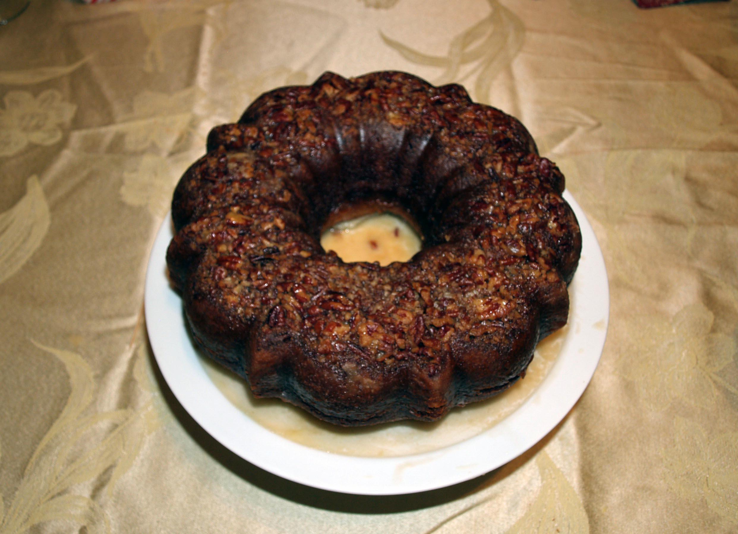 Spiced rum cake i wanna bake spiced rum cake forumfinder Choice Image