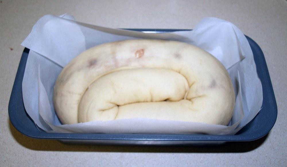 risen povitica loaf