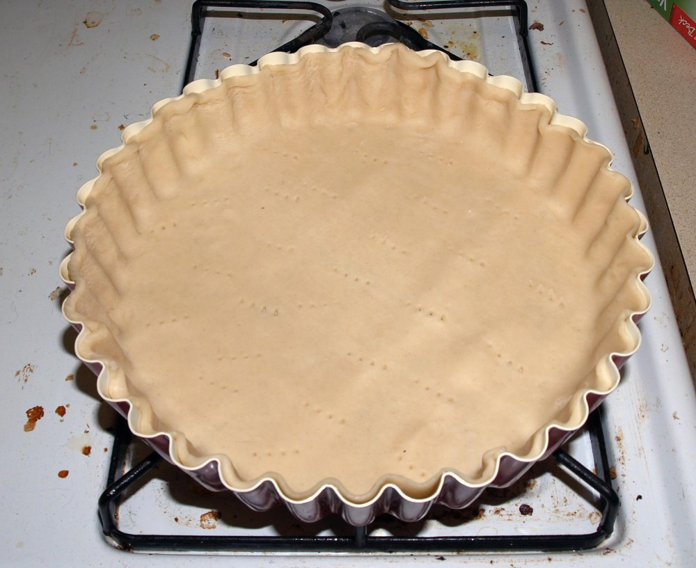 Docked (Pricked) Tart Crust