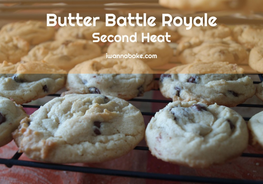 Butter Battle Royale Heat 2