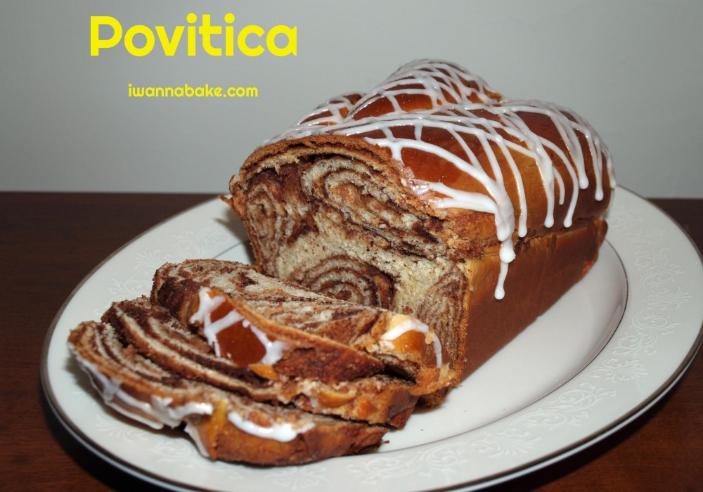 Povitica (Croatian Walnut Bread)