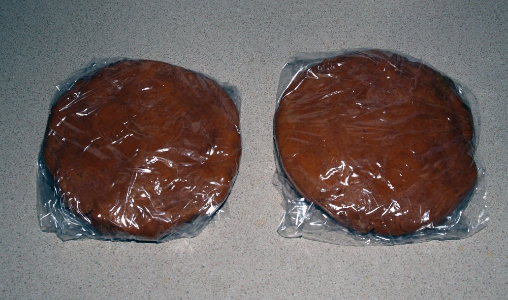 Pumpkin Spice Rugelach Dough Discs