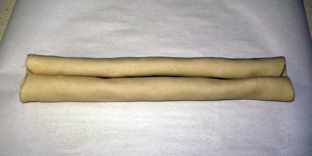 Fully Rolled Dough