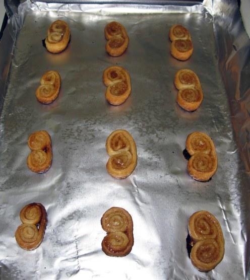 Baked Cookies No Milk