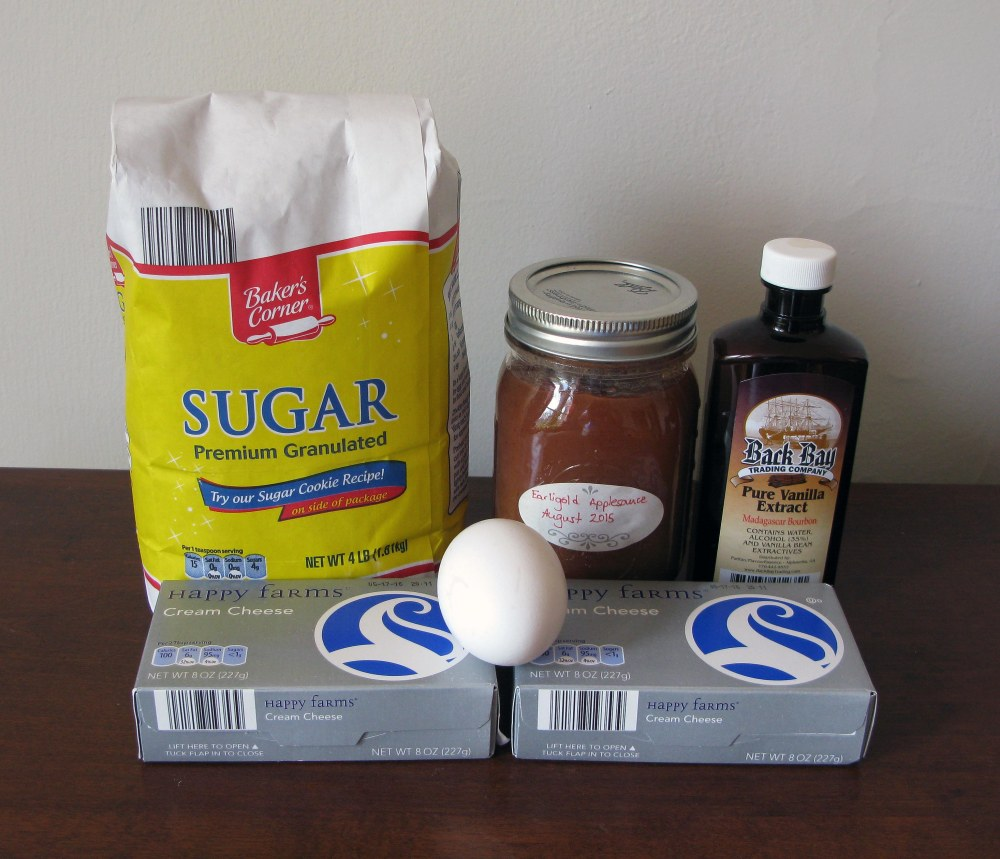 King Cake Filling Ingredients
