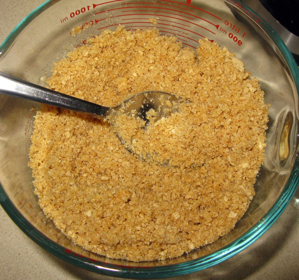 Graham Cracker Mixture