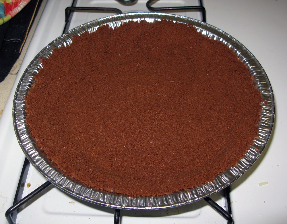 Baked Graham Cracker Crust