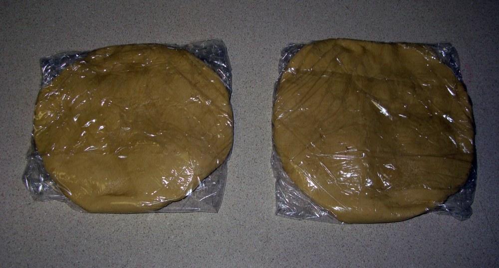 Hamantaschen Dough Discs