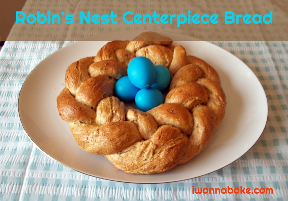 Robin's Nest Centerpiece Bread