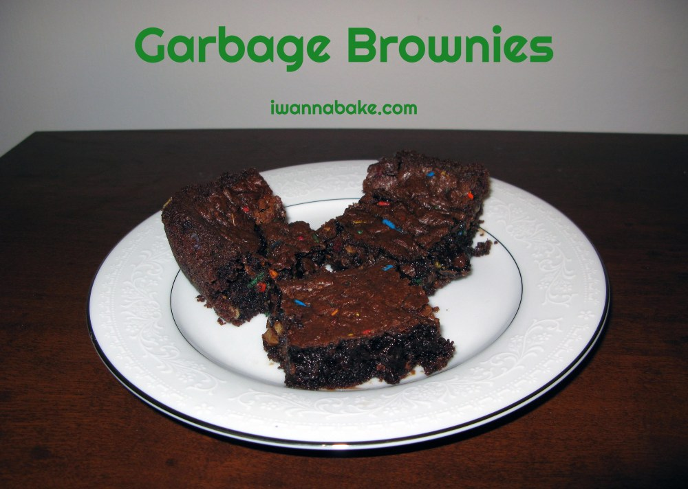 Garbage Brownies