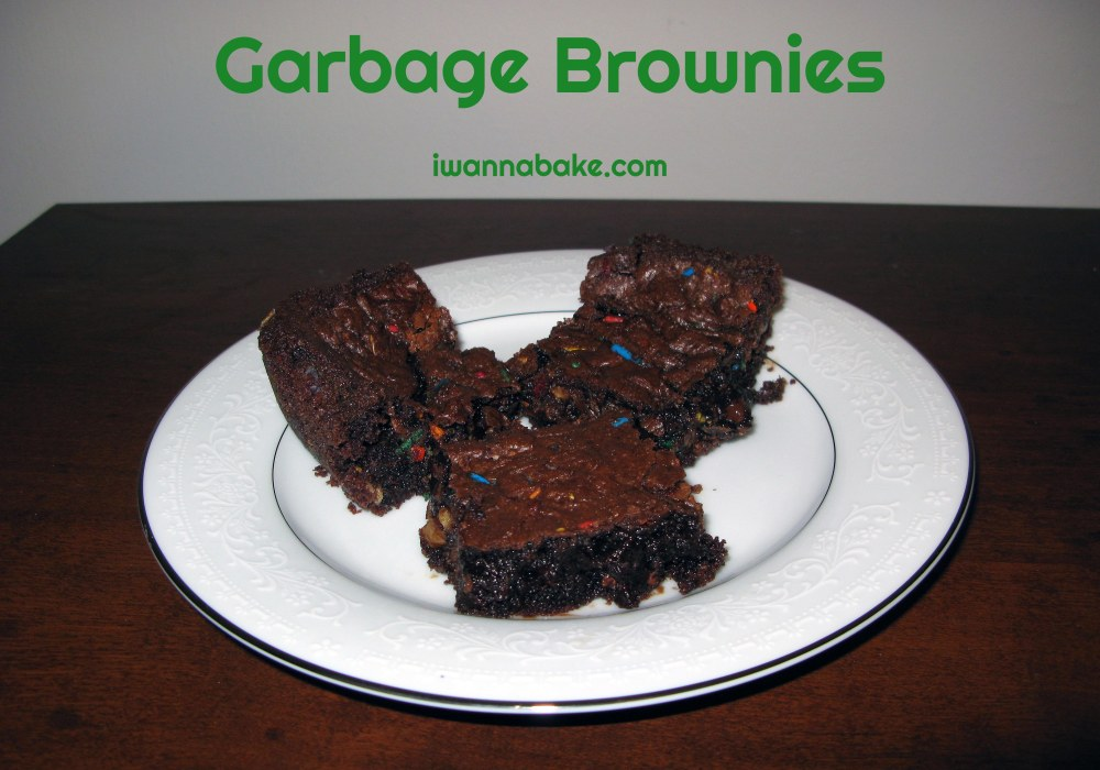 Garbage Brownies