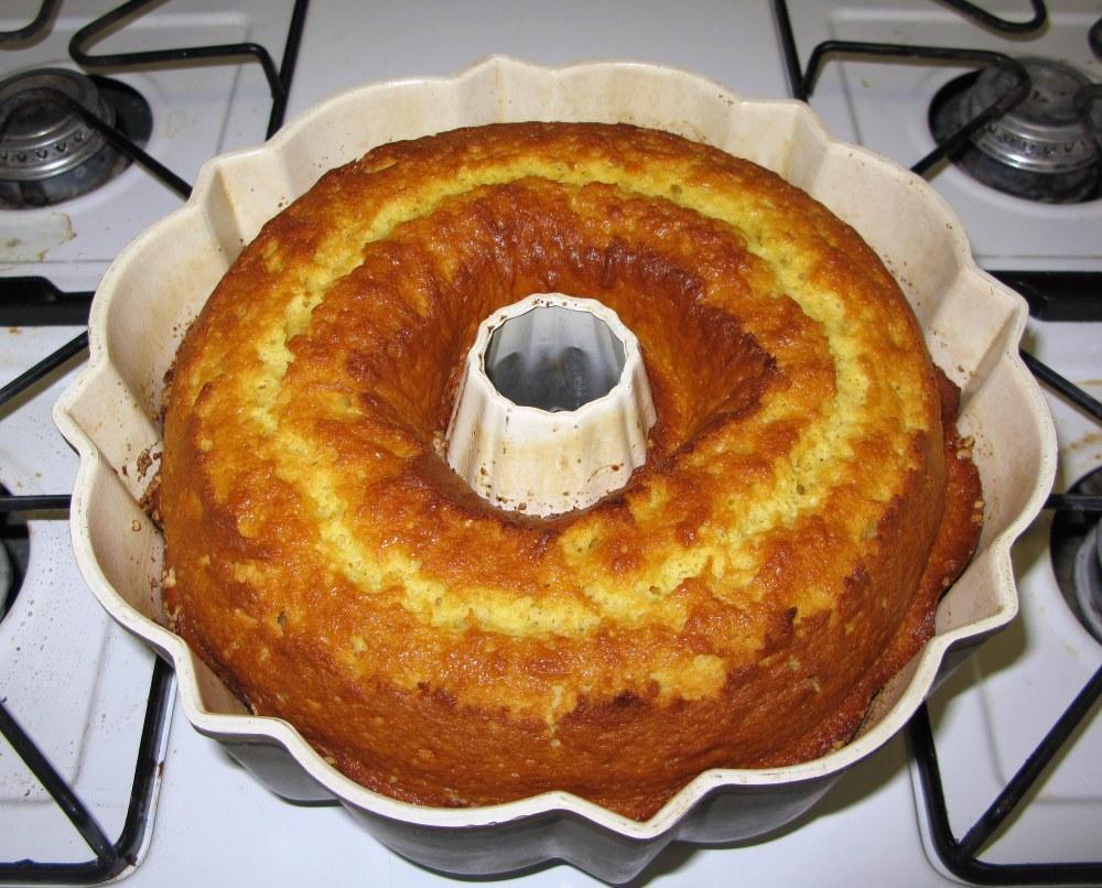 Baked Mint Julep Bundt Cake
