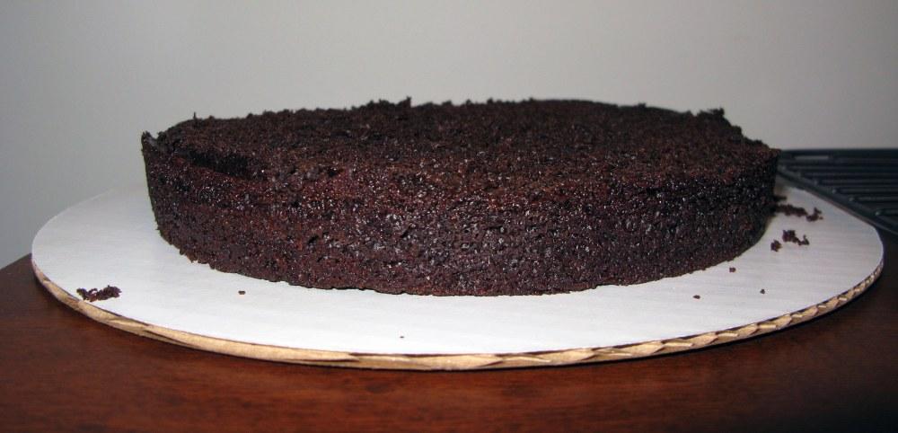 Leveled Cake
