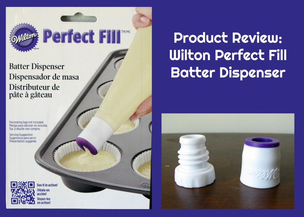 Perfect Fill Batter Dispenser Review