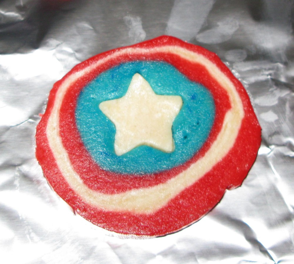 Shield with Star Inserted