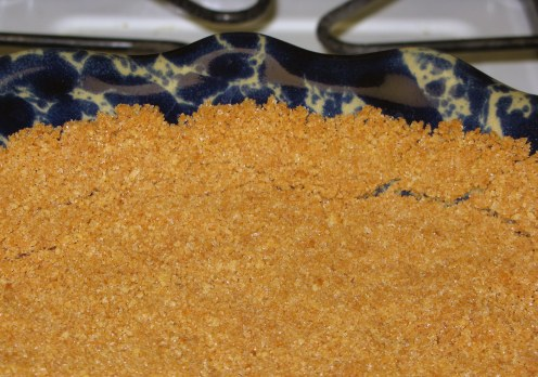 Baked Cookie Crumb Crust 2