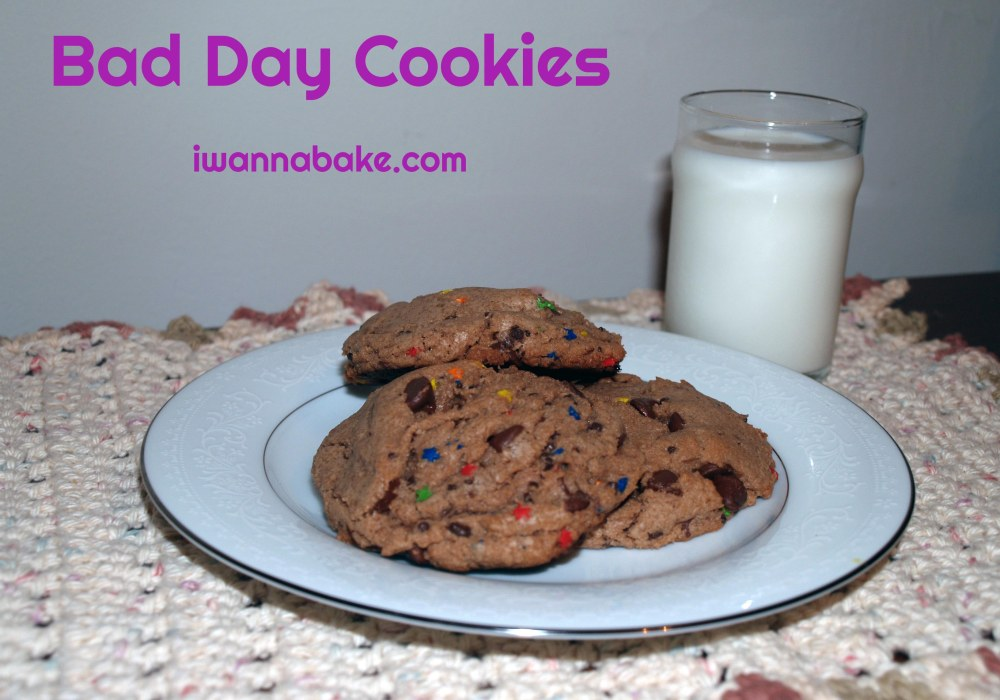 Bad Day Cookies