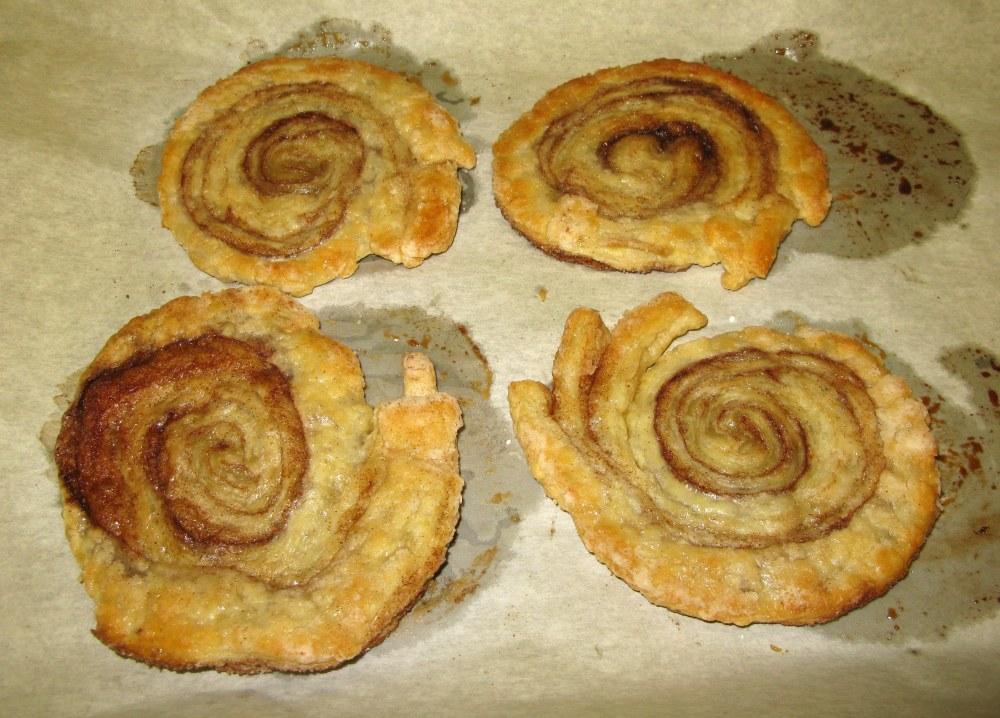 Baked Arlettes