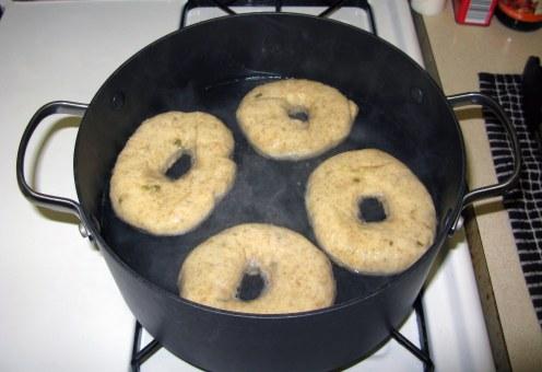 Boiling Bagels 2