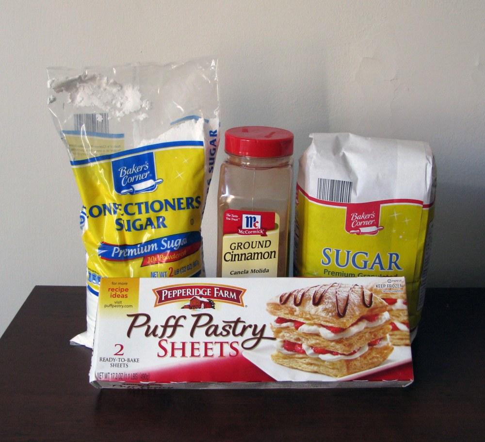 Easy Arlette Ingredients