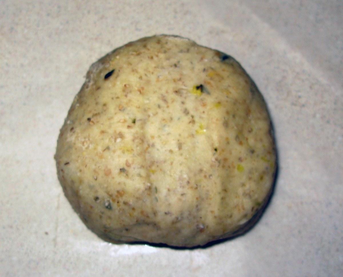 Forming Bagels 2