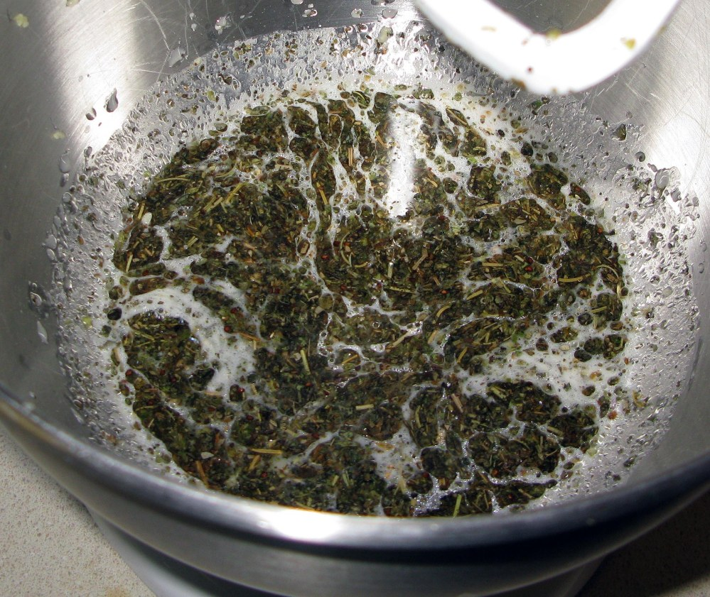 Herb and Yeast Mix