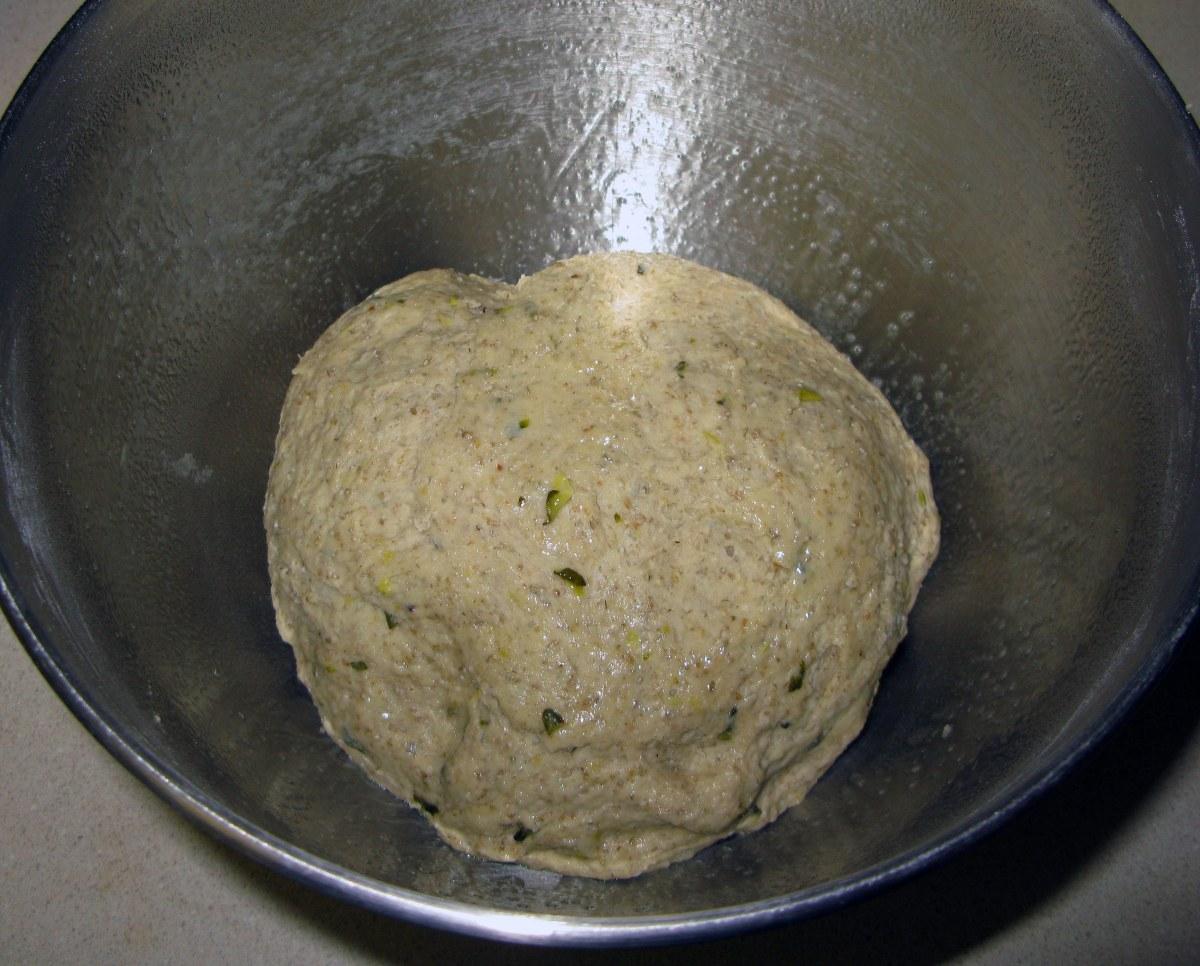 Kneaded Pickle Bagel