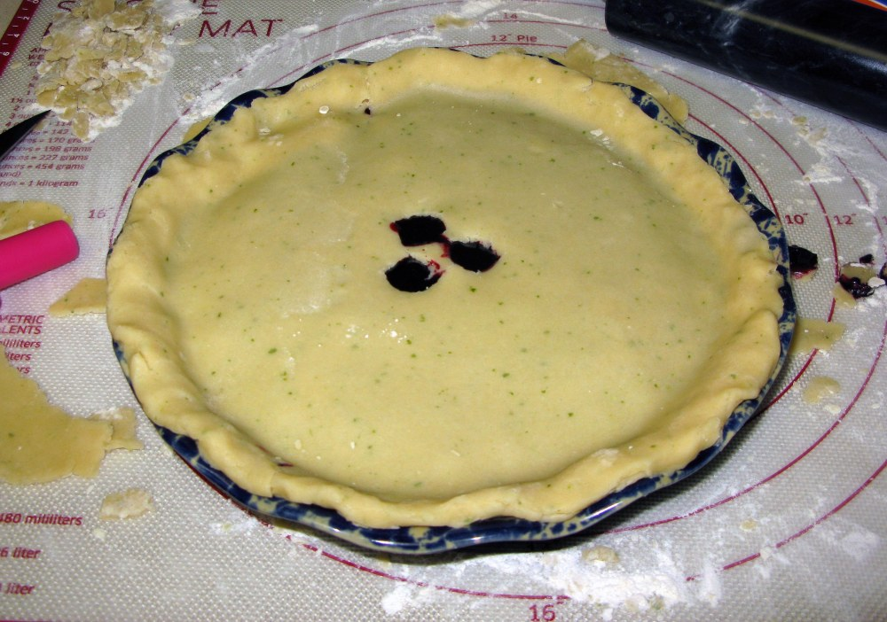 Covered Pie