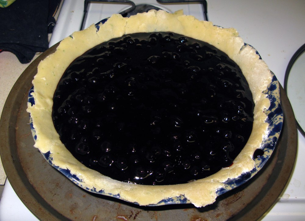 Filled Pie Crust