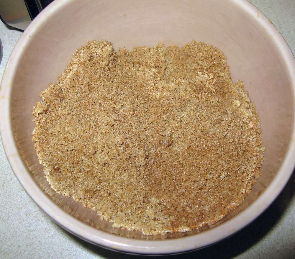 Sugar and Spice Mixture