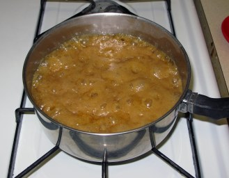 Boiling Caramel