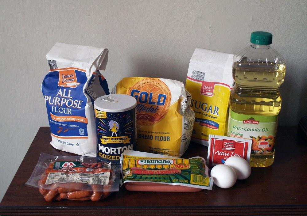 Bagel Dog Ingredients