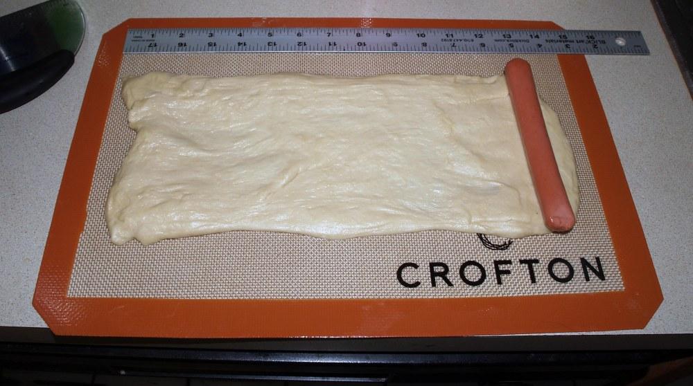 Bagel Dough Rectangle