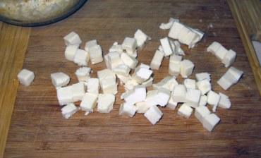 Havarti Cubes