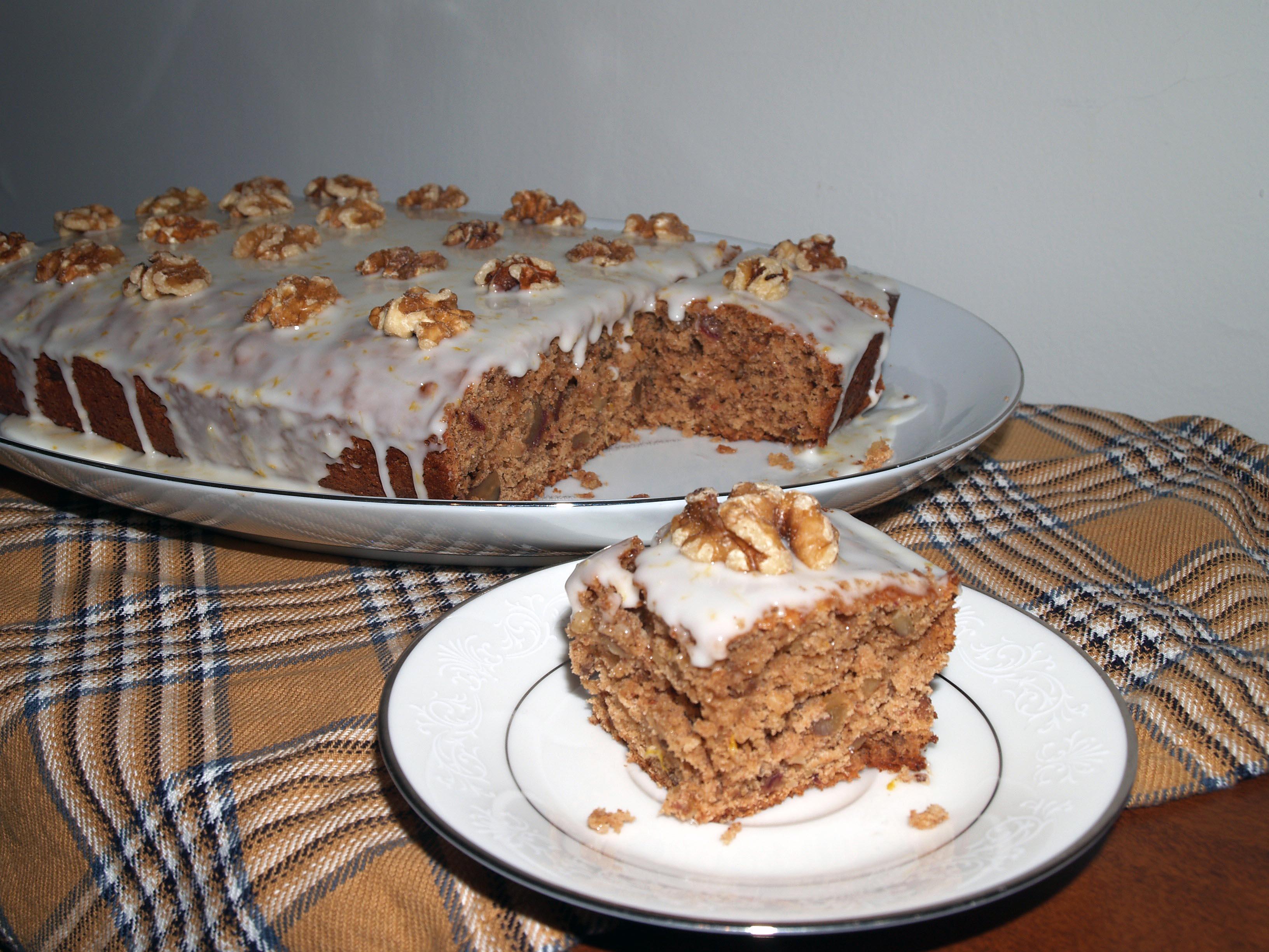 Mary Berry Tray Bake Carrot Cake Recipe