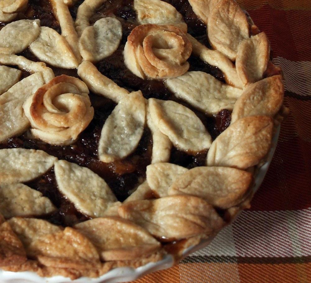 Pie Crust Roses