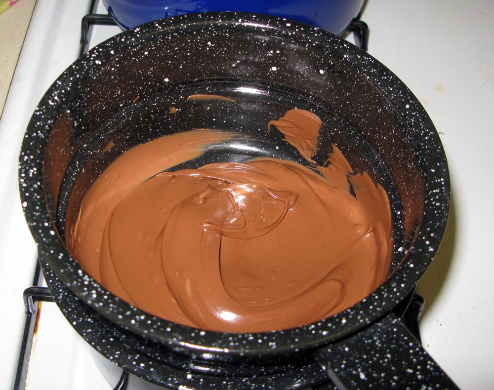 Melted Milk Chocolate