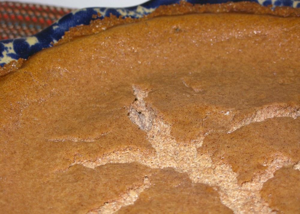 Cinnamon Pie Fissure
