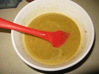 Adding Hot Cream 4