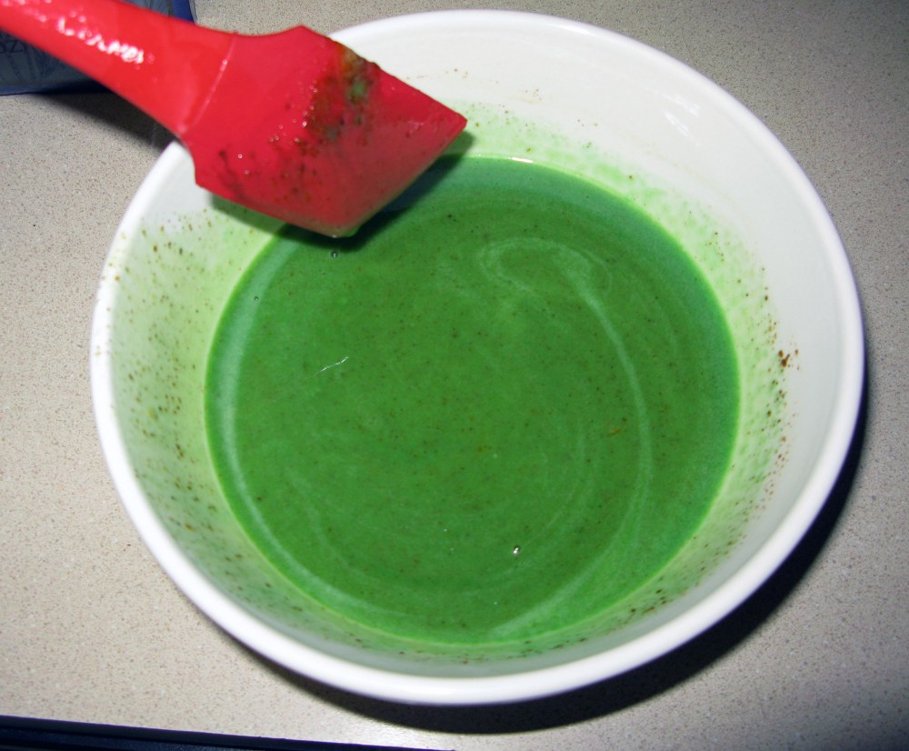 Green Custard