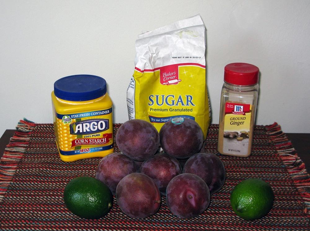 Aprium Filling Ingredients