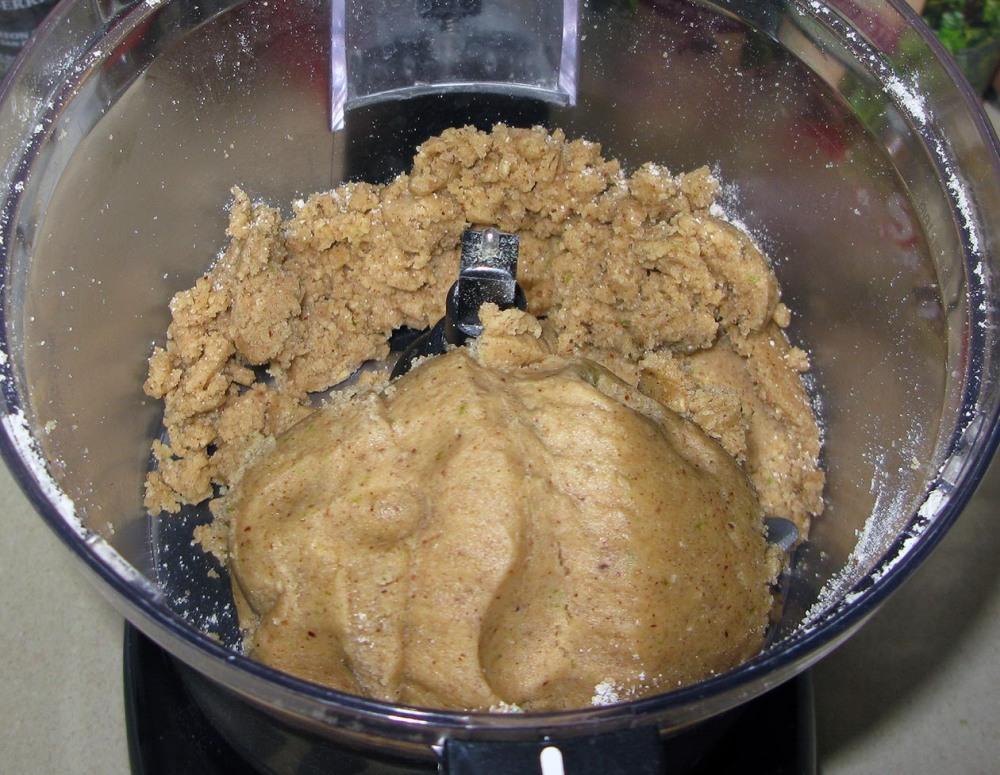 Aprium Linzertorte Crust Dough
