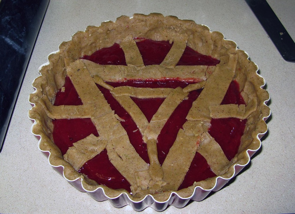 Arc Reactor Top Crust